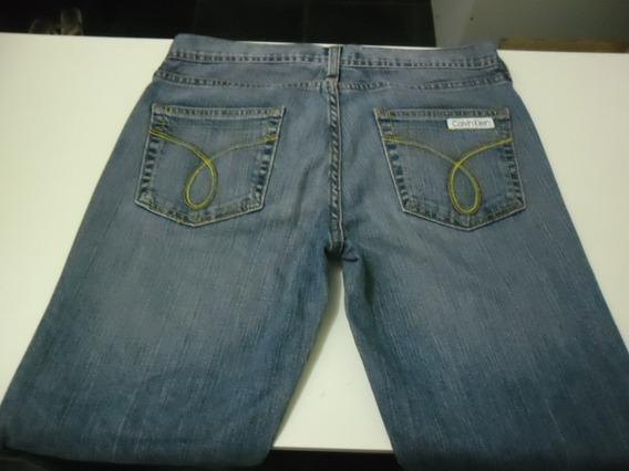 Calça Jeans Calvin Klein 40 Feminina Oferta Promocao