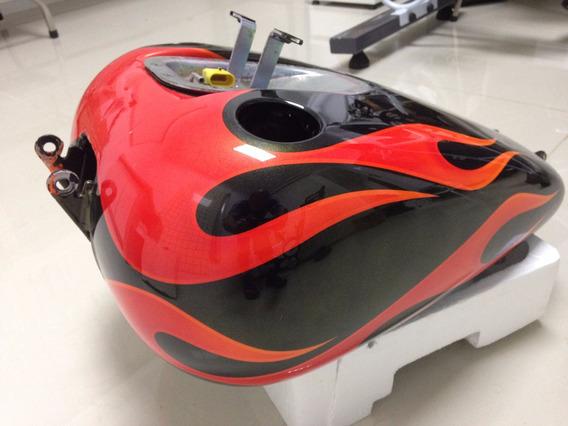 Tanque Harley Davidson Dyna Fxdc + Bomba Sensor Tampa