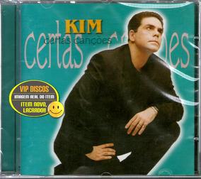 Cd Kim Certas Canções Vocalista Banda Catedral Novo Lacrado
