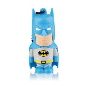 Pen Drive Dc Comics Batman Clássico - 8gb