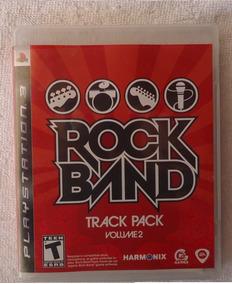 Rock Band Track Pack Volume 2 Ps3 * Frete Grátis