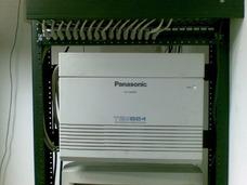 Soporte Técnico Redes De Voz Y Datos, Pbx Panasonic