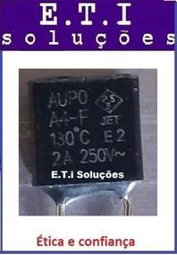 Fusivel 2a 250v 130cº Pct C/3, Já Incluso C/ Taxa De 5 Reais