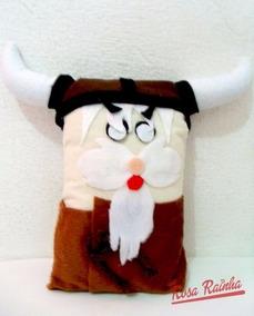 Pelúcia Viking Branco