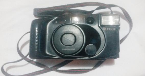 Câmera Fotográfica Analógica Fugi Antiga