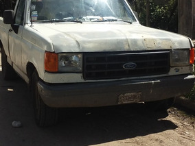Ford F100 Modelo 82 Con Gnc