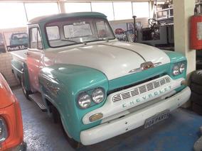 Chevrolet Brasil 1963 Poaparts