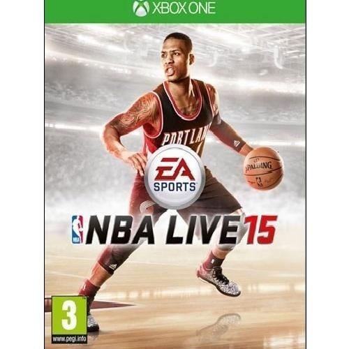 Nba Live 15 Xbox One ( Mídia Física )