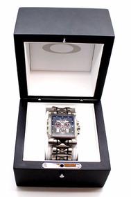Oakley Relogio Minute Machine Diamond Raro