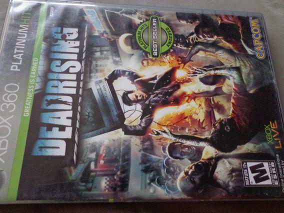Dead Rising Xbox 360 Ótimo Ntsc - Dvdsdf1