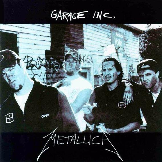 Metallica - Garage Inc. - 2cd