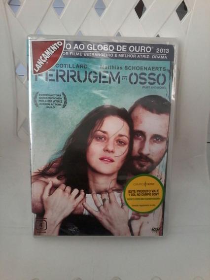 Dvd Ferrugem E Osso - Marion Cotillard