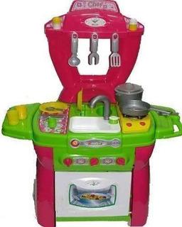 Cocina Rondi Maxi Chef Art.3305 Agua Sonidos