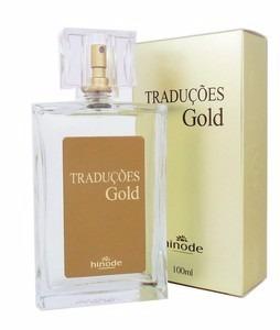 Perfumes Traduções Gold - Hinode