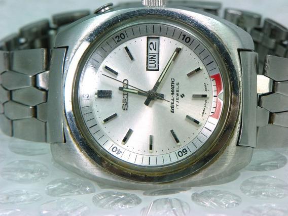 Reloj Seiko Bell-matic Edicion Limitada De Coleccion