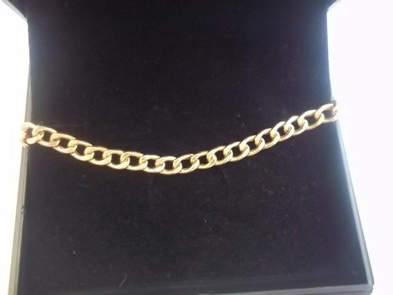 Bracelete Unissex Ouro 12k