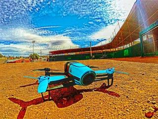 Parrot Bebop Dron Y Camara Gopro Hero 4 Con Maletin!