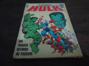 Gibi O Incrível Hulk Um Trágico Retorno Ao Passado Nº 36