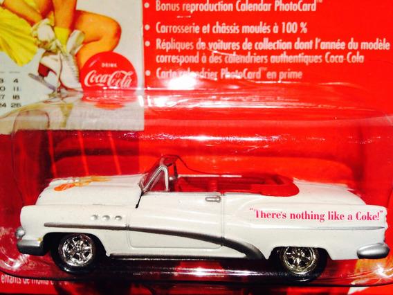 Johnny Lightning Buick 1953 Super Coca Cola Pieza Dificil