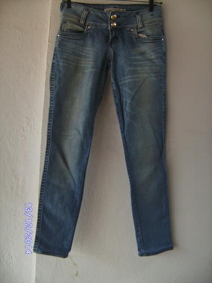 Ca066 - Calça Jeans Da Triton Manequim 36