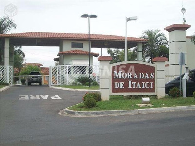 Casa Residencial À Venda, Condomínio Moradas De Itaici, Indaiatuba - Ca0085. - Ca0085