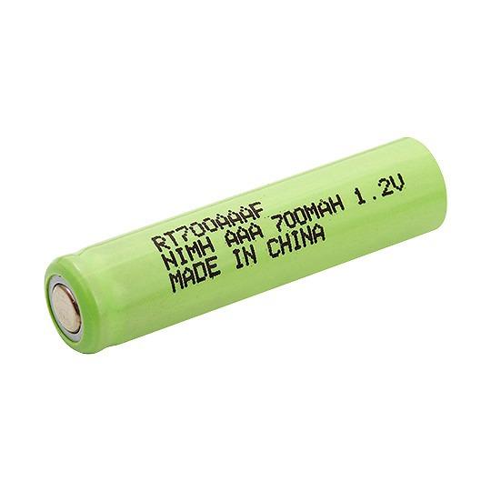 Bateria Aaa 700mah 1,2v Ni-mh Rontek 05pçs