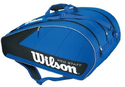 Raquetero Wilson Pro Staff 12pk /tennisheroshop