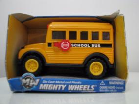 Onibus Escolar,miniatura Imp, Original, Lacrado, Novo