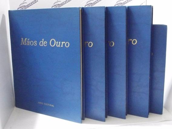 Livro - Mãos De Ouro: 4 Volumes + Os Mais Belos Pontos