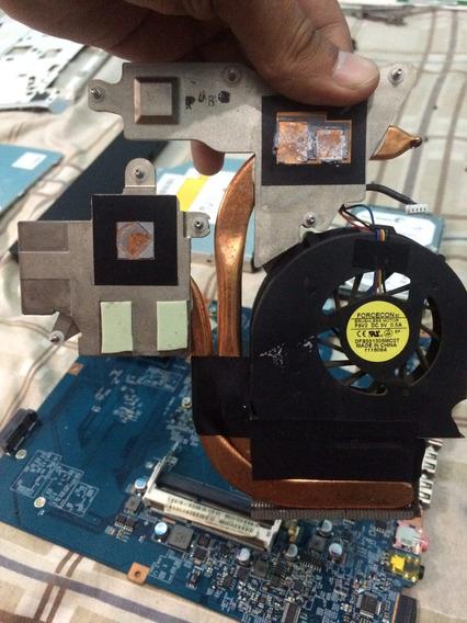 Disipador De Calor Para Laptop Packard Bell Tj76