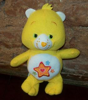 Super Star Bear Ositos Cariñosos Peluche 20cm. Importado