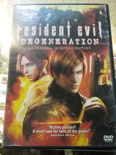 Resident Evil Degeneration (m)