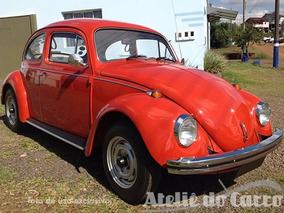 Vendido!!! Fusca 1600s 1975 *ateliê Do Carro*