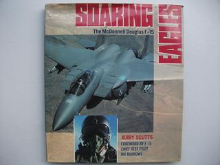 Soaring Eagles - Aviones Jet De Combate F-15 - En Inglés