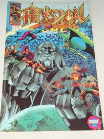 Phisical Force Nº 2 De 1995 Linda Revista Novinha