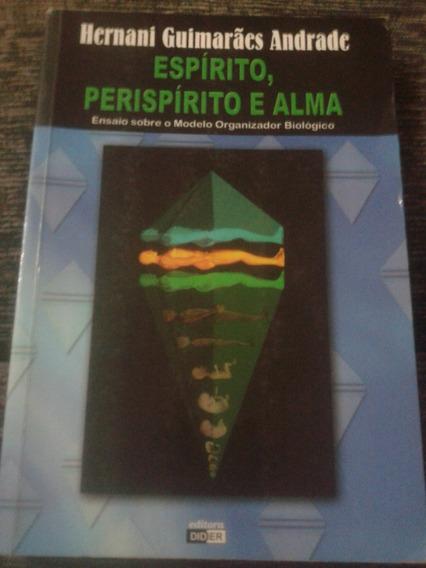 Livro Espirito Perispirito E Alma