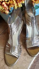 Zapato Vestir Fiesta Taco Alto Mujer Nine West Talla 36