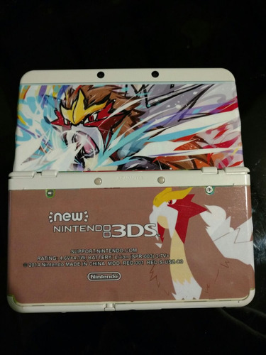 Skins Para New 3ds Nintendo New 3ds Protector