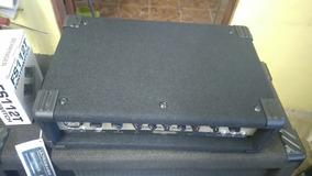 Cabeçote Amplificador Behringer Bx4500h 4500 H C/ Foot S Uso