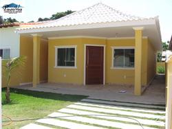 Linda Casa Araruama Rj Bairro Viaduto 2quartos Sendo 1 Suíte