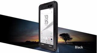 Capa Case Love Mei Powerful Sony Z5 Premium Gorilla Glass