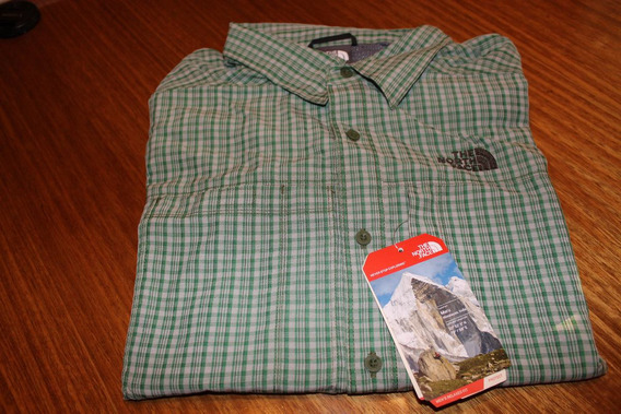 Camisa The North Face Paramount Woven, Hombre, 100% Original