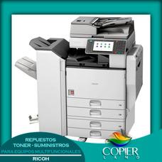 Venta Alquiler Servicio De Fotocopiadora Ricoh-savin-lanier