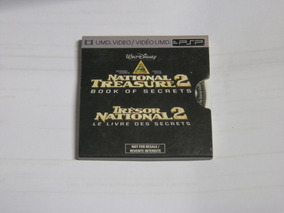 National Treasure 2 - Psp Semi Novo - Completo