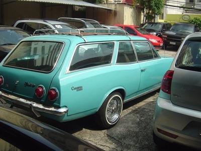 Chevrolet Caravan 2.5 1978