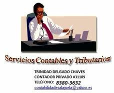 Servicios Contables Alajuela Cotizo Sin Compromiso 8380-3632