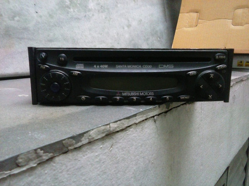 Cd Player Blaupunkt Santa Monica Cd 30