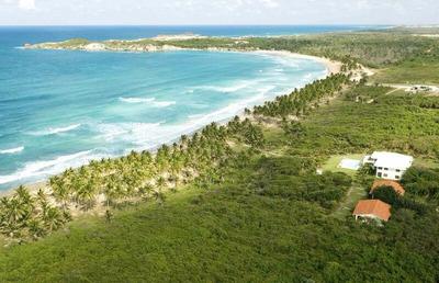 Excelente Terreno Turísticos En Macao Punta Cana