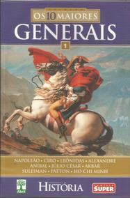 Os 10 Maiores 01 Generais - Abril - Bonellihq Cx371 G18