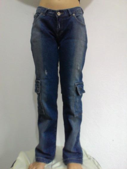 Calça Jeans Feminina Da Mormaii - 40 - Frete Grátis - R0499